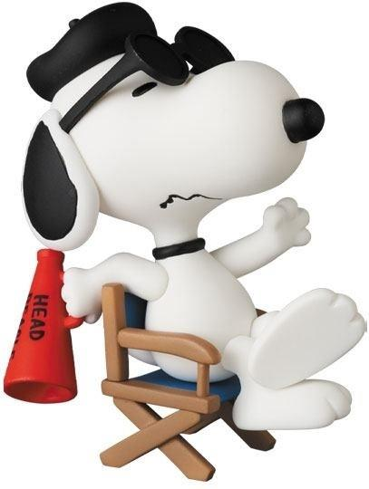 Medicom - Peanuts Film Director Snoopy Udf Figure Series 11