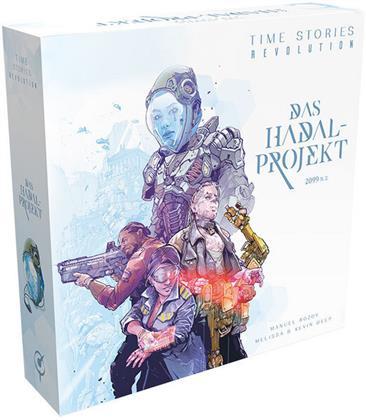 TIME Stories Revolution - Das Hadal-Projekt