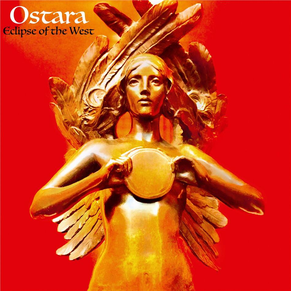 Ostara - Eclipse Of The West (Limited, Solar Gold Vinyl, LP + CD)