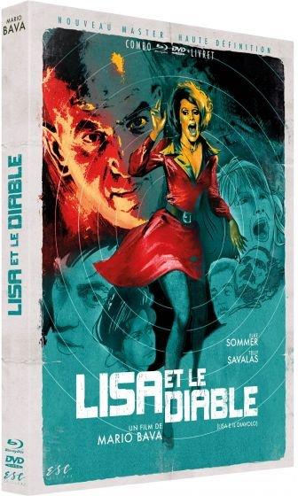 Lisa et le diable (1973) (Nouveau Master Haute Definition, Collector's Edition, Blu-ray + DVD)