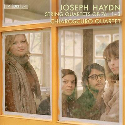 Chiaroscuro Quartet & Joseph Haydn (1732-1809) - String Quartets Op.76 1-3 (Hybrid SACD)