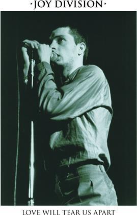 Joy Division - Love Will Tear Us Apart (2020 Reissue, Glowing In The Dark Vinyl, LP)