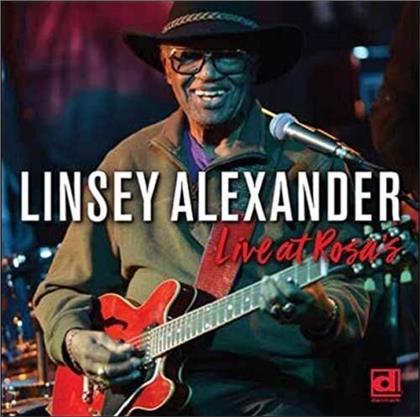 Linsey Alexander - Live At Rosa's