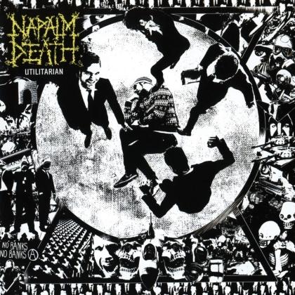Napalm Death - Utilitarian (2020 Reissue)