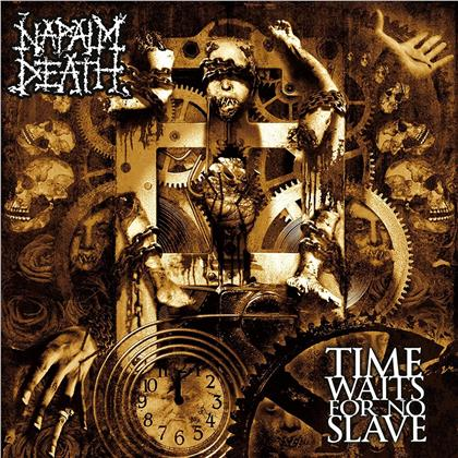 Napalm Death - Time Waits For No Slave (2020 Reissue)