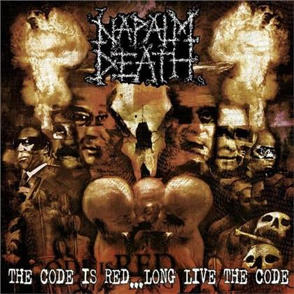 Napalm Death - Code Is Red...Long Live The Code (2020 Reissue)