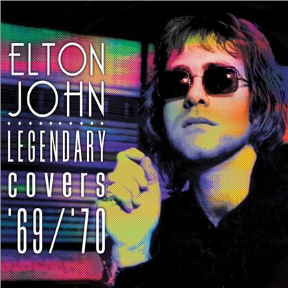 Elton John - Legendary Covers '69/'70 (Limited, Pink Vinyl, LP)