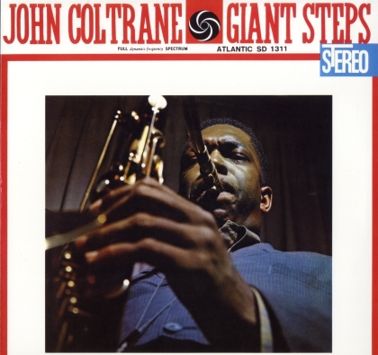 John Coltrane - Giant Steps (Rhino, 2020 Reissue, 60th Anniversary Edition, LP)