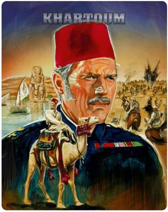 Khartoum - Aufstand am Nil (1966) (Novobox Klassiker Edition, FuturePak, Limited Edition)