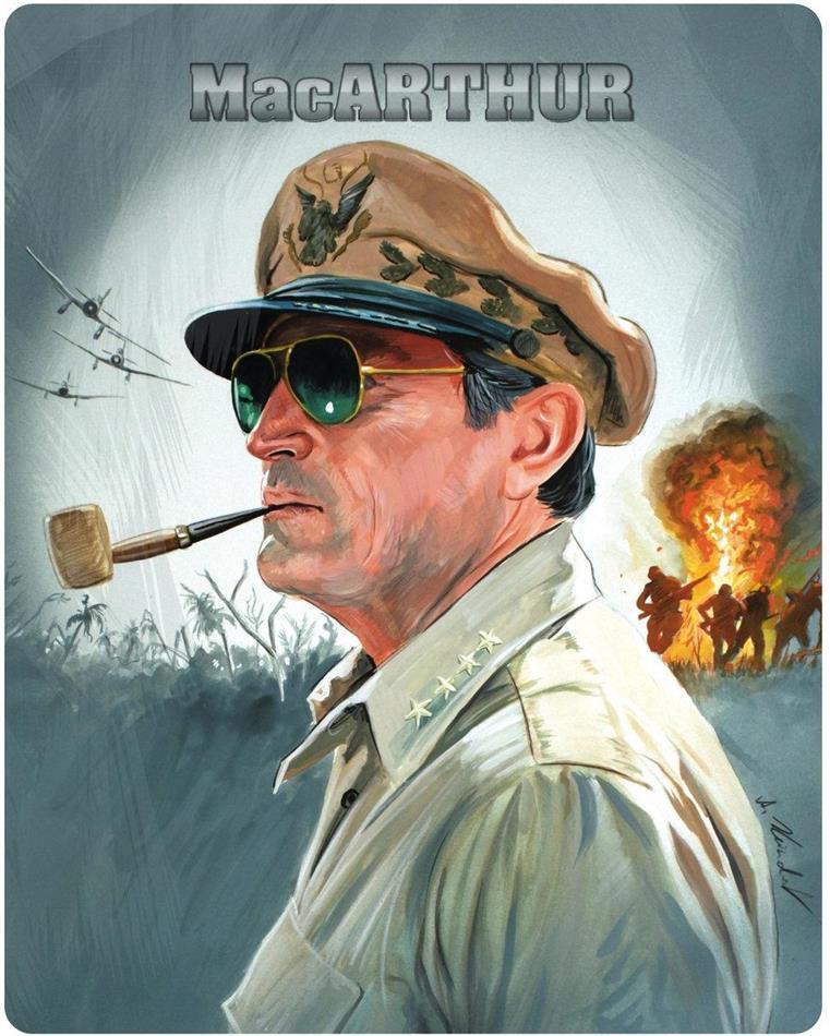 MacArthur - Held des Pazifik (1977) (Novobox Klassiker Edition, FuturePak, Limited Edition)