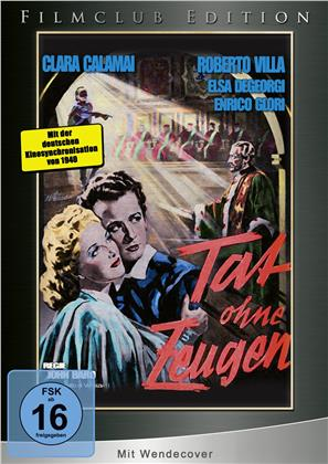 Tat ohne Zeugen (1939) (Filmclub Edition, Limited Edition)