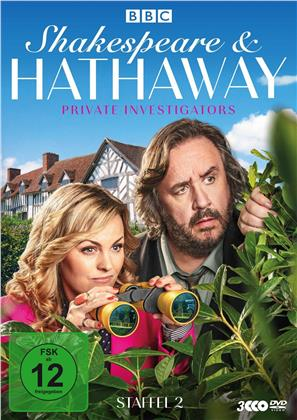 Shakespeare & Hathaway: Private Investigators - Staffel 2 (3 DVDs)