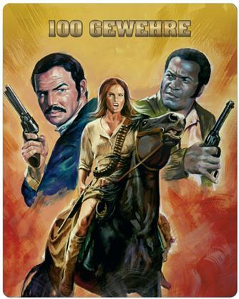 100 Gewehre (1969) (Novobox Klassiker Edition, FuturePak, Edizione Limitata)