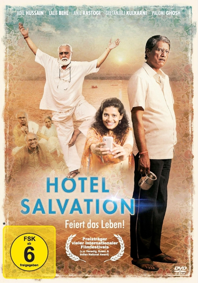 Hotel Salvation (2016)