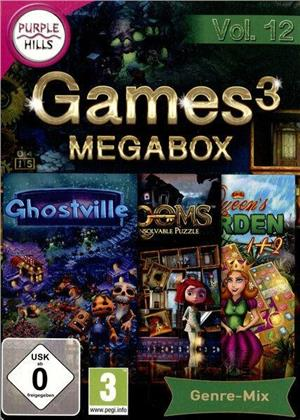 Games 3 Mega Box Vol.12