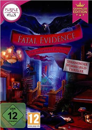 Fatal Evidence: Der maskierte Richter (Sammler Edition)