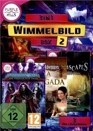 3 in 1 Wimmelbild Box 2