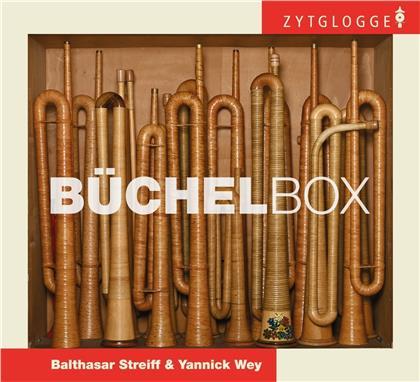 Balthasar Streiff & Yannick Wey - Büchelbox