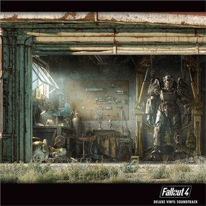 Inon Zur (*1965) - Fallout 4 - OST (Box, LP)