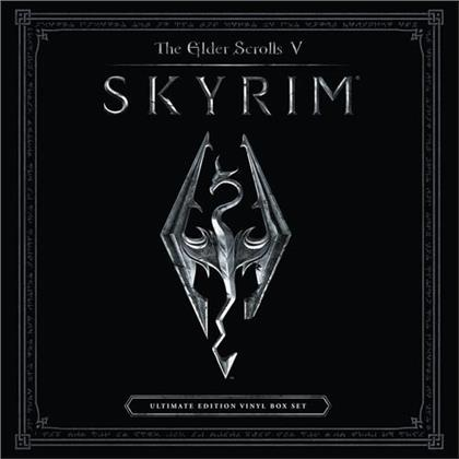 Jeremy Soule - Elder Scrolls V: Skyrim - OST (Limited, Ultimate Edition, LP)