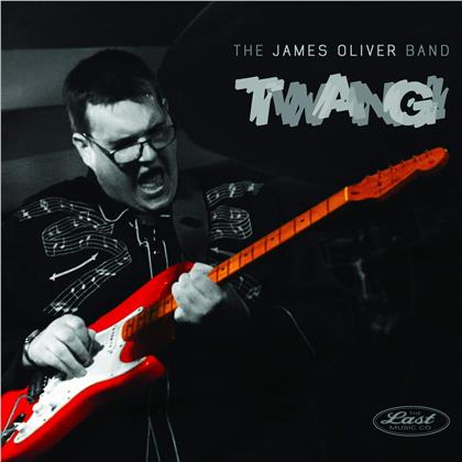 James Oliver Band - Twang (LP)