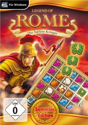 Legend of Rome: Der tapfere Krieger - Sammleredition