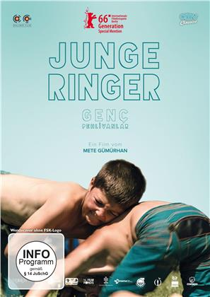 Junge Ringer - Genç pehlivanlar (2016) (Neuauflage)