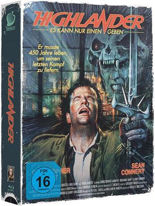 Highlander - Es kann nur einen geben (1986) (Limited Tape Edition, Uncut)