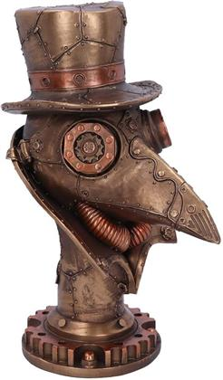 Steampunk - Beaky Plague Doctor - Bust Figurine
