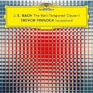 Johann Sebastian Bach (1685-1750) & Trevor Pinnock - The Well-Tempered Clavier 1 - Das wohltemperierte Klavier 1 (UHQCD, Japan Edition, 2 CDs)