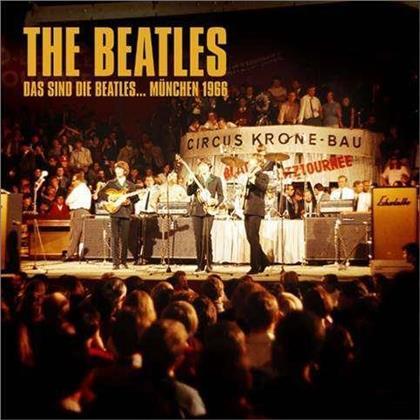 "The Beatles - Das Sind Die Beatles...München 1966 (10"" Maxi + 12"" Maxi)"