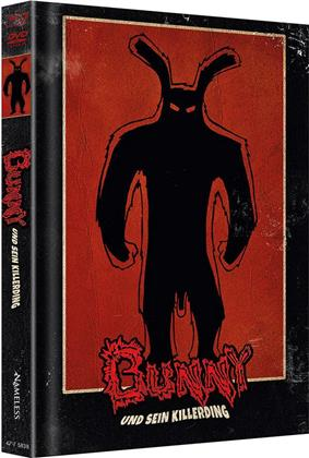 Bunny und sein Killerding (2015) (Cover B, Limited Edition, Mediabook, Uncut, Blu-ray + DVD)