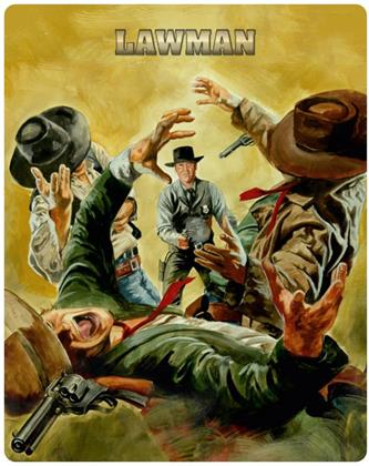 Lawman (1971) (Novobox Klassiker Edition, FuturePak, Edizione Limitata)