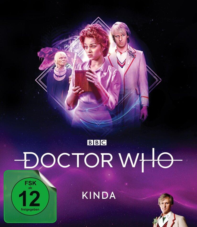 Doctor Who - Kinda (BBC, 2 Blu-rays)