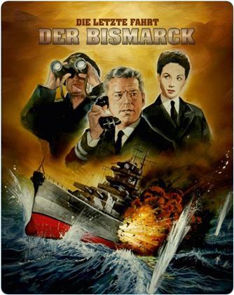 Die letzte Fahrt der Bismarck (1960) (Novobox Klassiker Edition, FuturePak, Limited Edition)