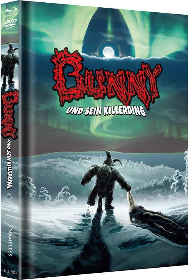 Bunny und sein Killerding (2015) (Cover A, Limited Edition, Mediabook, Uncut, Blu-ray + DVD)