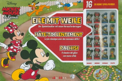 Disney: Mickey Mouse and Friends - Eile mit Weile