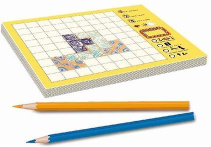 Patchwork Doodle Ersatzblock (Spiel)