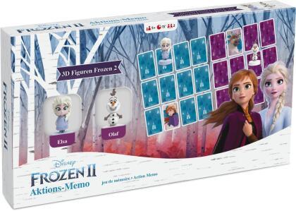 Disney Die Eiskönigin 2 - Aktions-Memo (Kartenspiel)