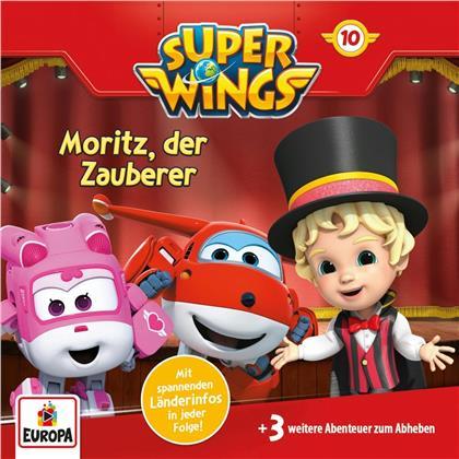 Super Wings - 010/Moritz, der Zauberer