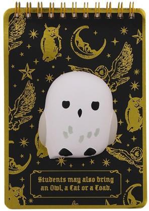 Harry Potter - Hedwig - Skwisheez A6 Notebook