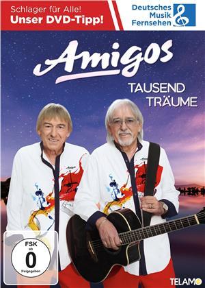 Amigos - Tausend Träume (Limitierte Fanbox, CD + DVD)