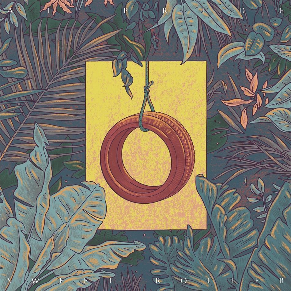 Al Pride - Sweet Roller (Gatefold, LP)