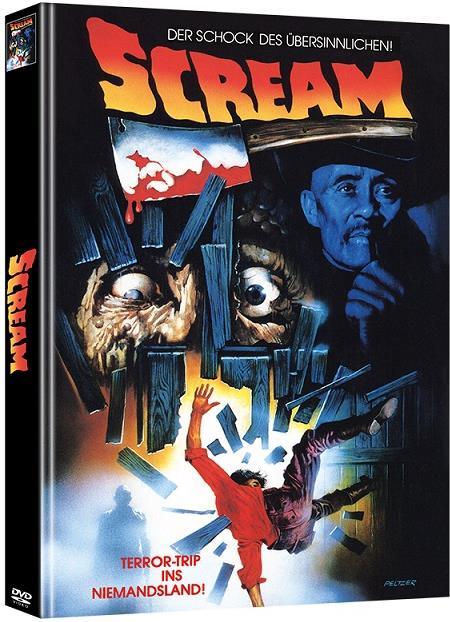 Scream - Der Schock des Übersinnlichen (1981) (Limited Edition, Mediabook, Uncut, 2 DVDs)