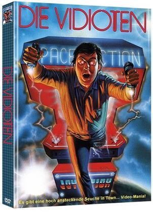 Die Vidioten (1983) (Limited Edition, Mediabook, Uncut, 2 DVDs)