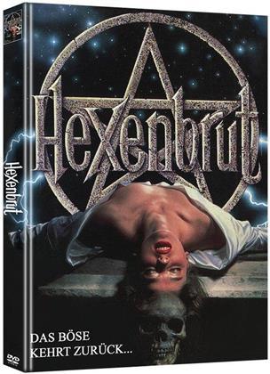 Hexenbrut - Das Böse kehrt zurück... (1988) (Limited Edition, Mediabook, 2 DVDs)
