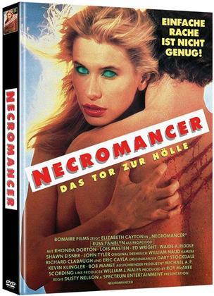 Necromancer - Das Tor zur Hölle (1988) (Limited Edition, Mediabook, 2 DVDs)