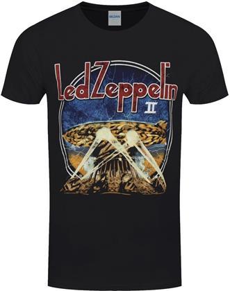 Led Zeppelin - LZII Searchlights - Men's T-Shirt
