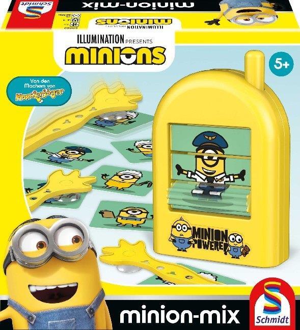 Minions - Minion-Mix