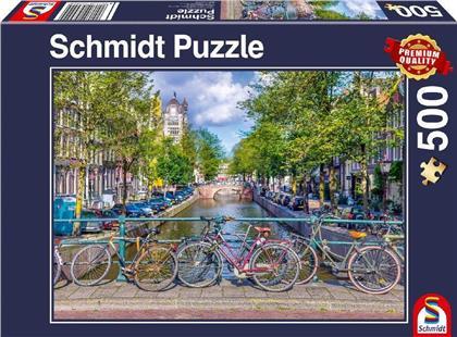 Amsterdam - 500 Teile Puzzle